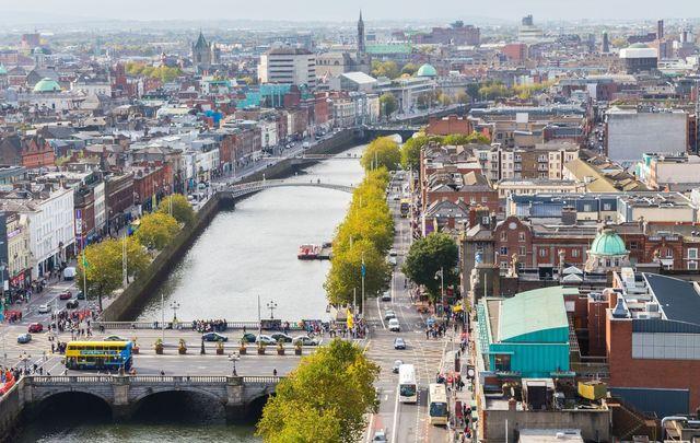 Where is Dublin\'s coolest neighborhood?