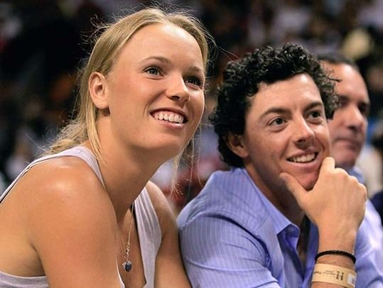 Rory McIlroy and Caroline Wozniacki could be married in Manhattan this year. Irishman wants Masters green jacket before he retires.