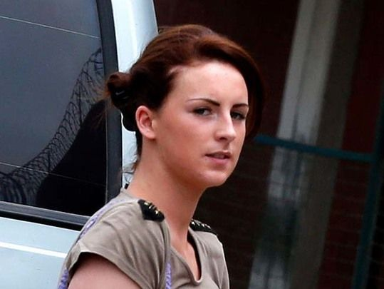 Hopes of home sentence for  Michaella McCollum dashed. Prostitution and drug taking rife at remote Ancon facility.