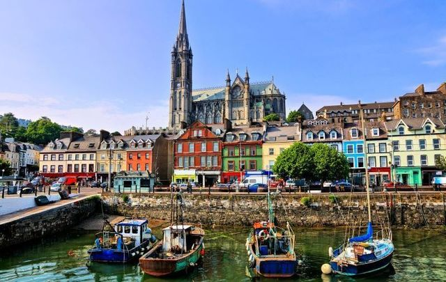 The picturesque town of Cobh in Co Cork has a fascinating history