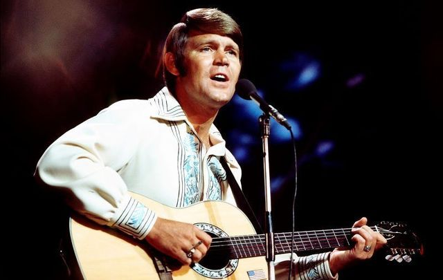 Glen Campbell is one of the most famous Campbells ever!