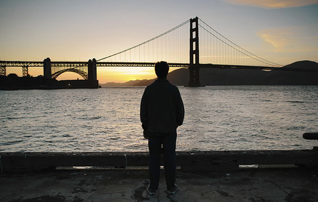 """I felt him urging me to take San Francisco. It was the night he died."""