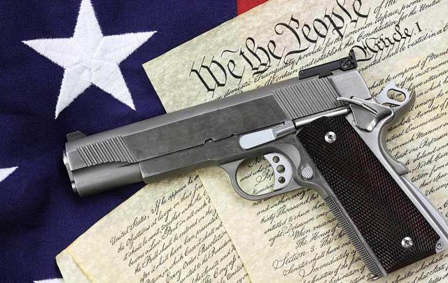 Each year about 4.5 million firearms, including approximately two million handguns, are sold in America.