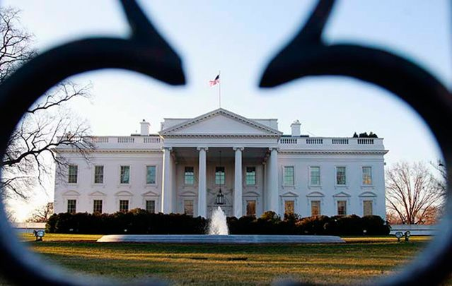 Irishman James Hoban designed The White House