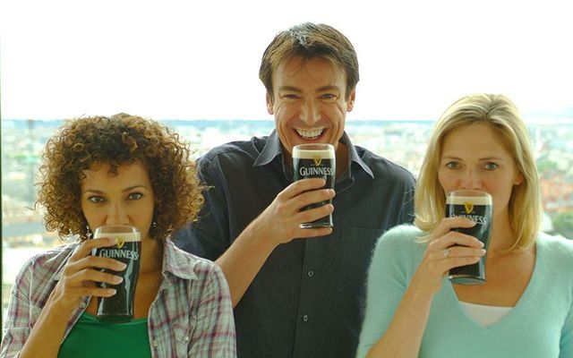 Have a Guinness! Make the best of your Irish vacation.