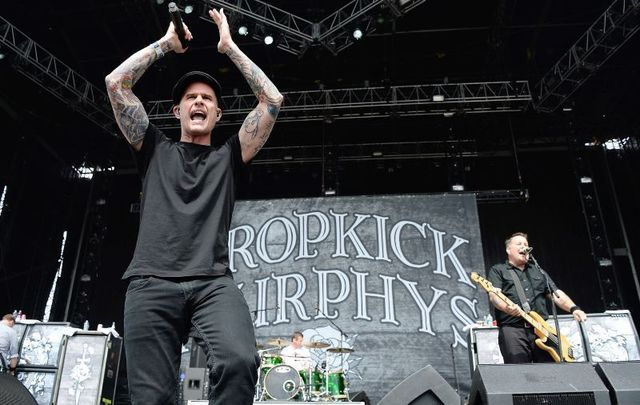 Dropkick Murphys are just one of our favorite Celtic rock bands