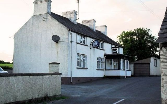 The Heights Bar in Loughinisland, the scene of the 1994 massacre.