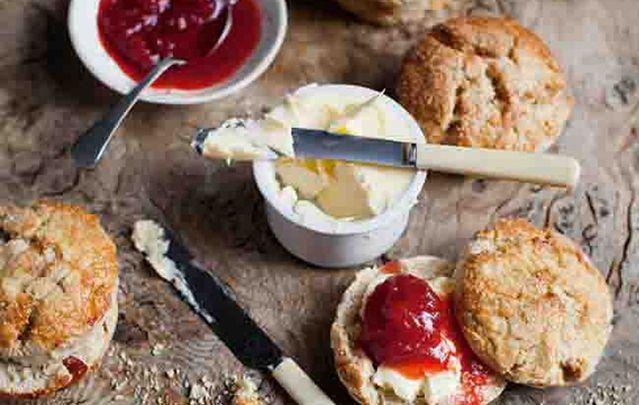 Irish chef Darina Allen shares her mother\'s recipe for white scones.
