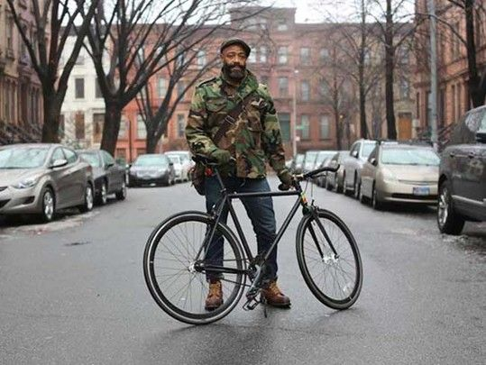 Patrick Dougher, as photographed by Brandon Stanton of Humans of New York.