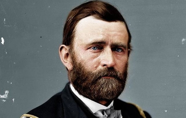 Ulysess S Grant arrived in Dublin in 1879 and visited Trinity College, the Royal Irish Academy and the Bank of Ireland.
