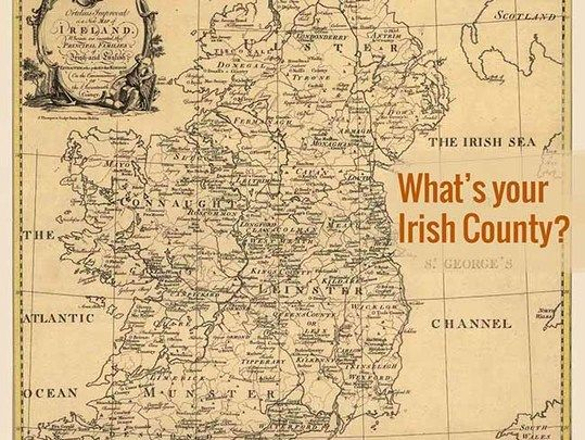 What's your Irish county? IrishCentral's month-long series will take you around Ireland's 32 counties.