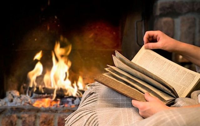 A book, a fire, and a cuppa tea. From cruel history to Irish slang, this is the definitive list of must-read books for Irish Americans.