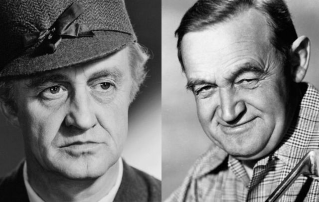 "Did you know Arthur Shields and Barry Fitzgerald, who both featured in ""The Quiet Man,\"" were brothers?"