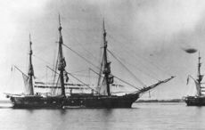 On This Day: USS Jamestown sent to Ireland on a Famine-relief mission