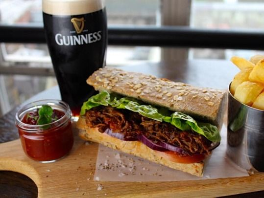 Get your Irish American up this Paddy's Day with these delicious recipes with a very Irish twist.