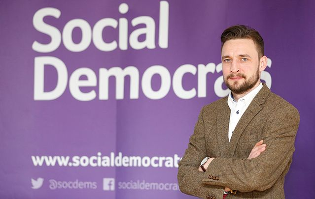 Social Democrat and former Labour Senator James Heffernan is alleged to be the politician in question.