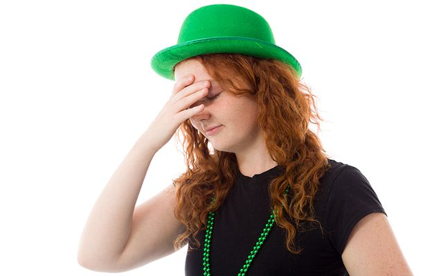 st patricks day parade controversy essay The perennial controversy over the st patrick's day parade has subsided — but  what about the damage under fire from just about all of.