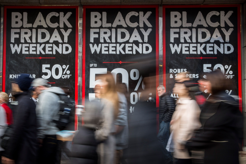 Black Friday Is Ruining Thanksgiving America