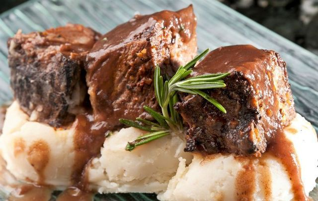 Guinness braised short ribs may be your new favorite St. Patrick\'s Day recipe