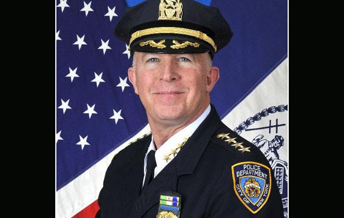 New york city s new police chief is a proud irishman and a - Garden city michigan police department ...