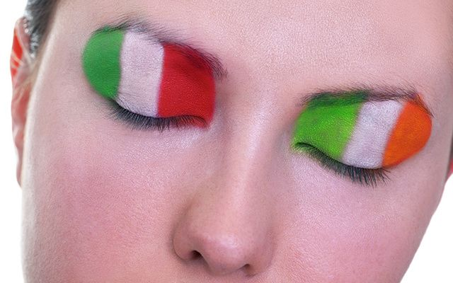 At the risk of being chased by a parade of green-clad Irish revelers, I think Italians were robbed of Paddy's Day.