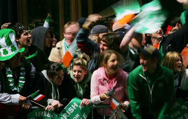 Muslim and Chinese holidays are now recognized in NY, is St. Patrick's Day next?