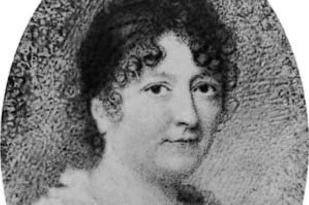 Irish woman Mary Aikenhead, pictured here circa 1807.