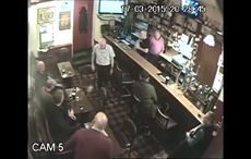 WATCH: Spooky Smithwicks! Pint explodes in Co Louth pub