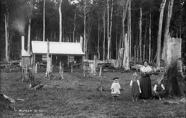 "The ""Earl Grey Scheme"" saw 4,000 women out of overcrowded workhouses to build colonies in Australia."