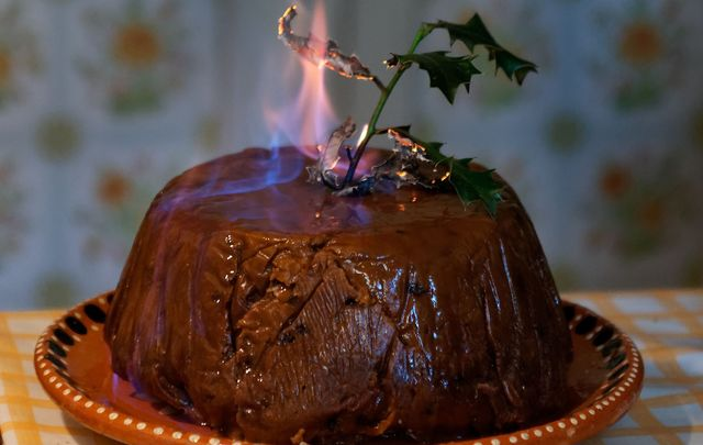 Start off the Christmas season by prepping your pudding.