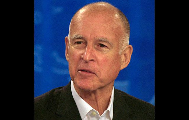 Many prominent Irish American politicians are in Philadelphia for the DNC, including California Governor Jerry Brown.