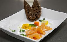 Love smoked salmon? Try this delicious recipe for Guinness cured salmon