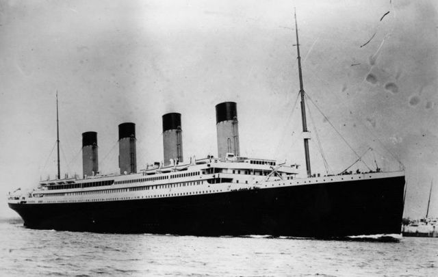 This Titanic artifact is particularly heartbreaking