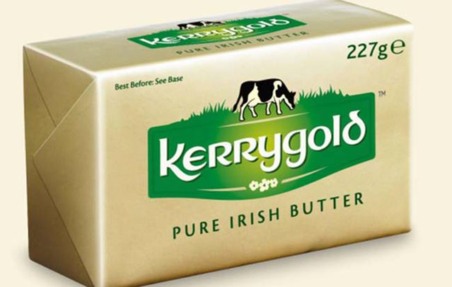 Kerrygold butter: Thousands of years of history and continued tradition means Irish butter is hard to beat, anywhere in the world.