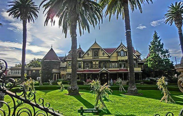 The tragic story of Winchester House and its owner Sarah Winchester.