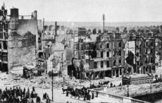 1916 Easter Rising made the front page of the New York Times 14 days in a row