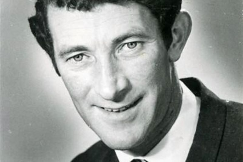 Irish Country Music Singer Larry Cunningham Born In 1938