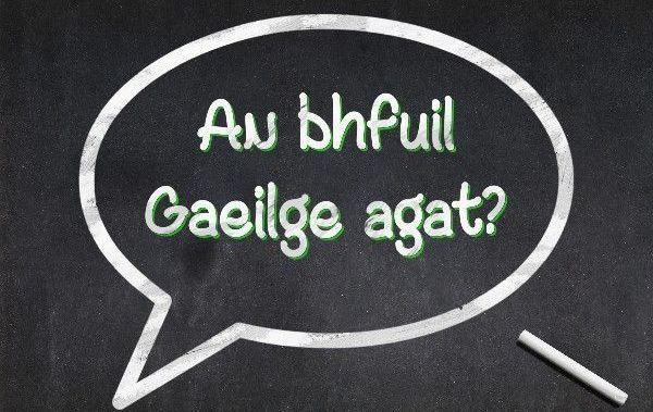 """Do you speak Irish?\"" Learn how with these resources!"