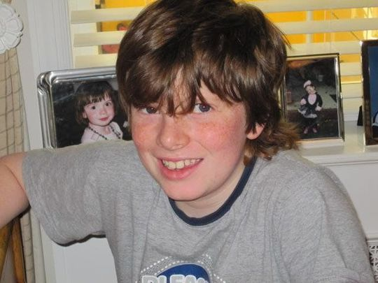 Rory Staunton passed away suddenly, aged 12, from sepsis.