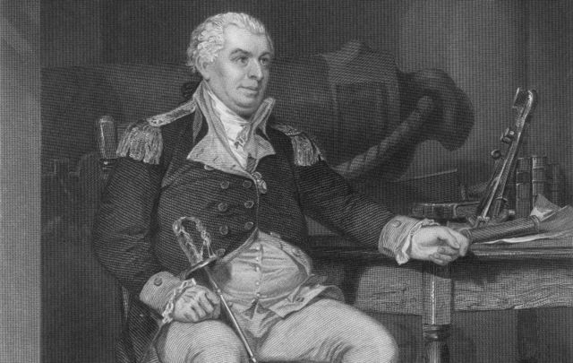 On this day: John Barry, the Irish 'father of the American Navy' dies in 1803