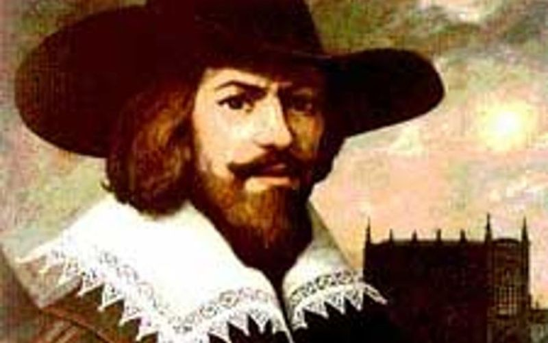 Guy Fawkes was trying ...