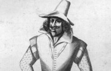 Thumb guy fawkes etching getty