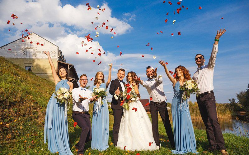 Irish wedding parties are not for the faint of heart ...  Vintage Wedding Quotes