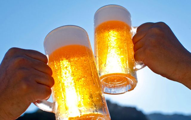 The Fourth of July and Father's Day also see more beer sales than Paddy's Day.