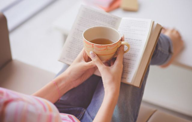 Relax, have a cuppa and dive into some good Irish books.