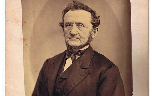 Richard Gallagher (1817-1890) circa. 1870.
