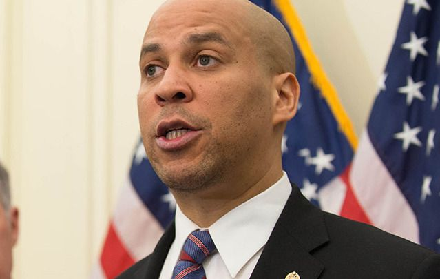 "Senator Cory Booker says Democratic party aims to make US immigration law more ""rational."" Immigration is ""what makes America great."""