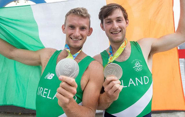 Paul and Gary O'Donovan have become global stars famed for their laid back, ultra-Irish interviews from Rio.