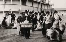 Ellis Island footage reminds us of where we all came from