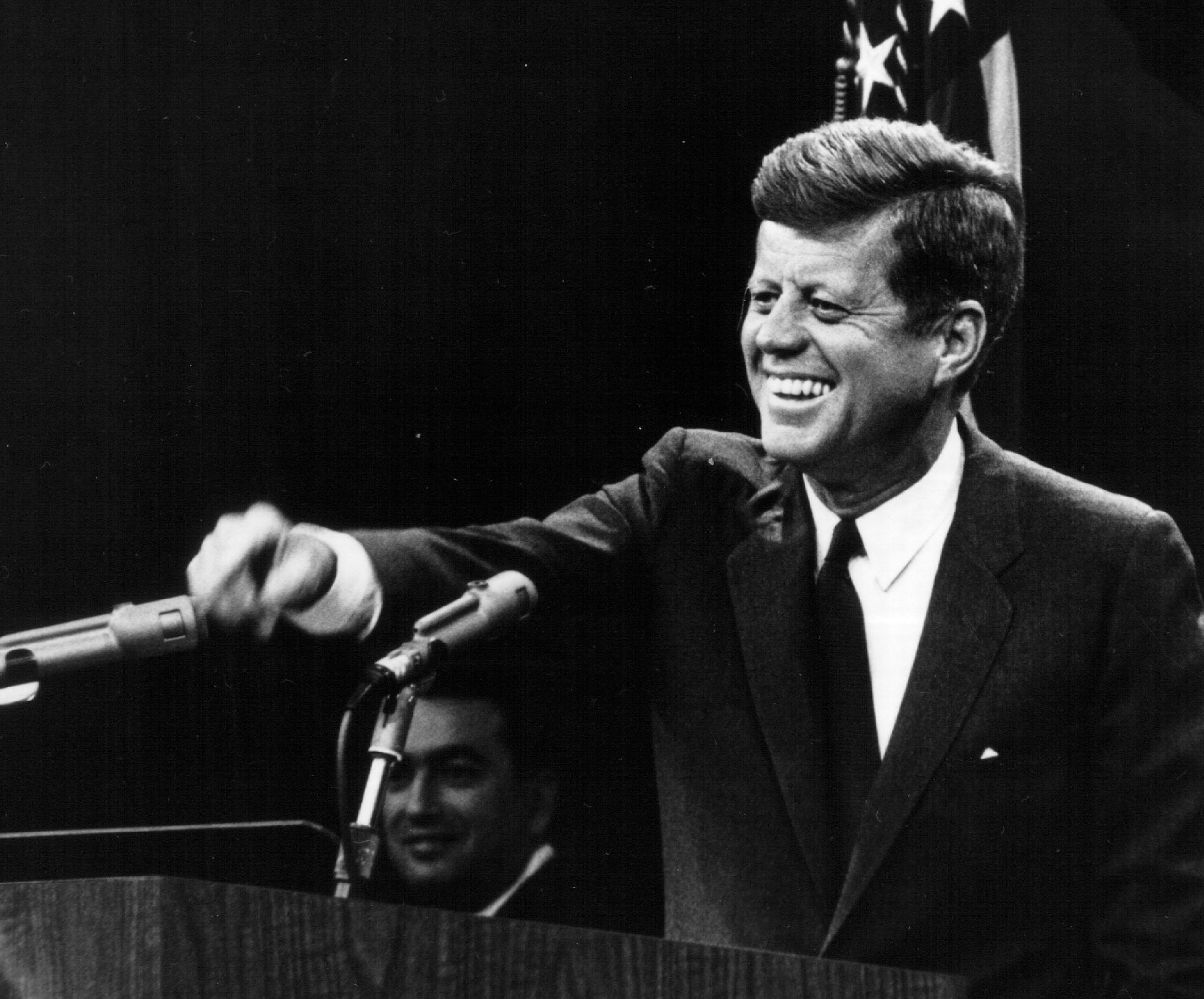 Us President John F Kennedy Birthday Celebrated Today